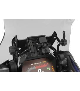 Adapteur MULTICLAMP pour support GPS d'origine BMW - Wunderlich
