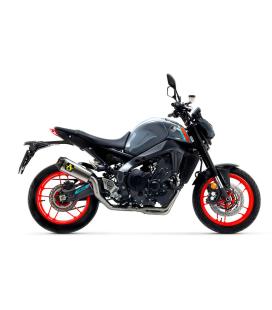 Silencieux Yamaha MT-09 2021- / Arrow Works Titanium