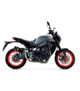 Silencieux Yamaha MT-09 2021- / Arrow Works Dark