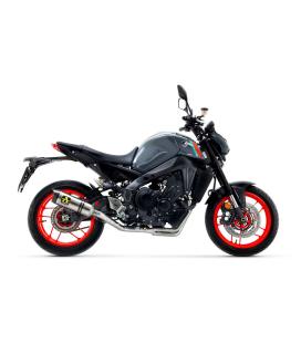Silencieux Yamaha MT-09 2021- / Arrow Thunder Titane