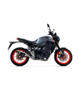 Silencieux Yamaha MT-09 2021- / Arrow Thunder Carbone