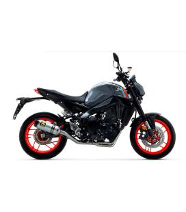 Silencieux Yamaha MT-09 2021- / Arrow Thunder Aluminium