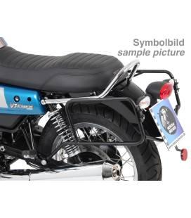 Supports valises Moto-Guzzi V 7 III Carbon/Milano/Rough (2018-2020) / Chromé