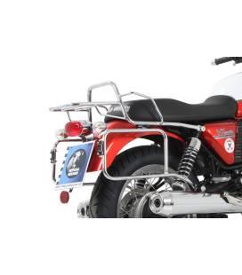 Support top-case Moto-Guzzi V7 Classic/Café Classic/Special (2008-2014) / Chromé