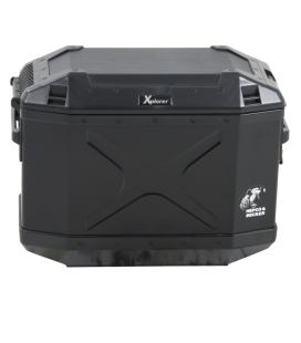 Hepco-Becker valise XPLORER NOIR 40 LITRES