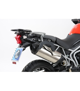 Supports sacoches Hepco-Becker TRIUMPH TIGER 800 XC 2015-