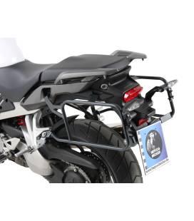 Supports valises Hepco-Becker 6509920005 pour HONDA CROSSRUNNER 2015 chez Sport-classic