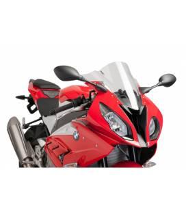 Bulle Puig Racing pour moto BMW S1000RR 2015 chez Sport-classic