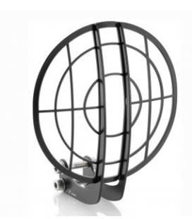 Grille de phare Nine T - Scrambler - Pure / Rizoma ZBW078B