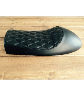 SELLE CAFE RACER TYPE 25 L : 52cms