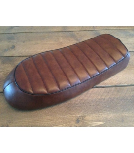 SELLE CLASSIC BRAT BROWN TYPE 77 L : 52cms