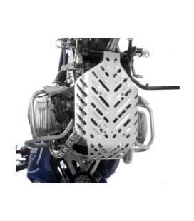 Sabot moteur Argent BMW Nine T 14-16 / Wunderlich