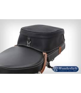 Sacoche arrière NineT - Wunderlich cuir