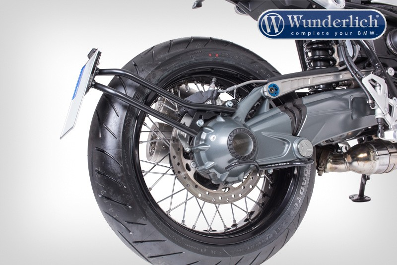 bfd62449374c92 ... Support de plaque Type Arm-Side Wunderlich pour Bmw R Nine T 2014-2017    9T Pure   9T Racer   9T Scrambler   9T Urban GS  nbsp  BMW NINE T  2014-2016 ...