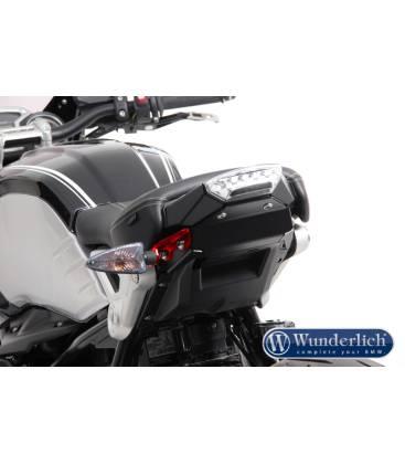 BUD RACING S/électeur alu Yamaha 250 400 426 450 YZF 01-13 Rouge