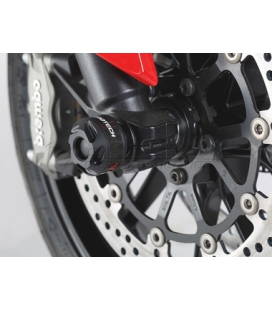 Protection fourche SW-Motech Ducati Monster 1200R