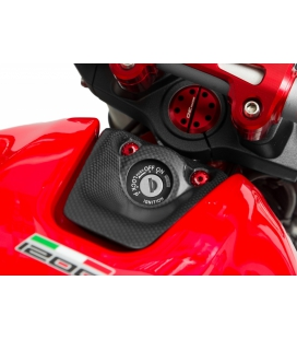 ENTOURAGE DE NEIMAN CARBONE DCATI MONSTER 821-1200 / CNC RACING ZA967B