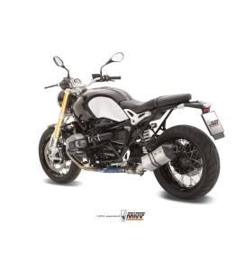 Silencieux BMW Nine T 14-18 / Mivv Speed Edge Inox