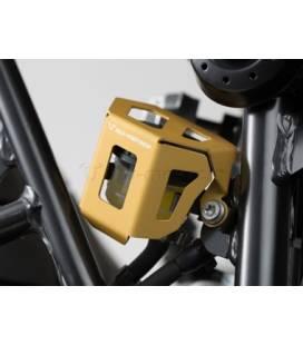 Protection réservoir liquide frein doré Nine T
