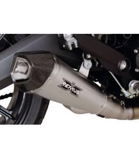 Silencieux Ducati Scrambler 800 - REMUS HYPERCONE Titane
