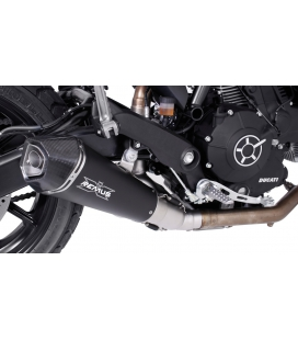 Silencieux Ducati Scrambler 800 - REMUS HYPERCONE Black