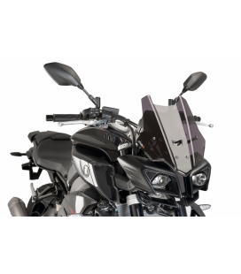 Bulle Racing Puig Yamaha MT-10 2016-