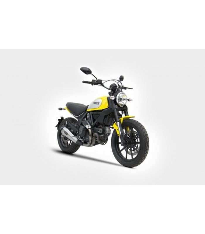 silencieux zard bas homologue ducati scrambler. Black Bedroom Furniture Sets. Home Design Ideas