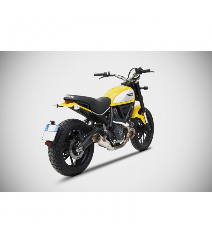 silencieux zard zuma homologue ducati scrambler. Black Bedroom Furniture Sets. Home Design Ideas