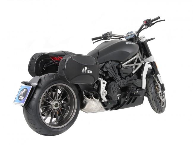 Ducati Diavel Touring Luggage