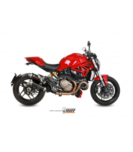 Silencieux DUCATI MONSTER 1200 14-16 / MIVV GP CARBONE