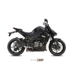Silencieux Kawasaki Z1000 / MIVV Suono Black