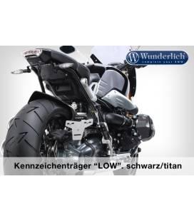 Support de plaque Low Wunderlich R Nine T