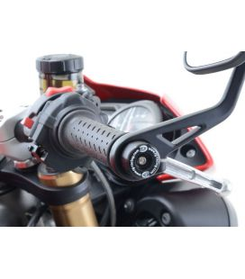Embout de guidon Thruxton 1200- Speed Triple 1050 / RG Racing