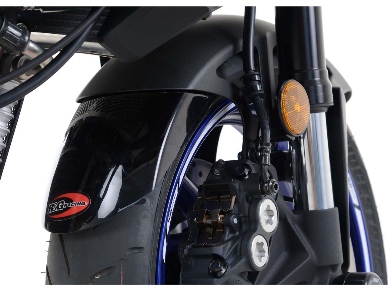 extension garde boue avant moto yamaha mt 10 rg racing ferg0008bk. Black Bedroom Furniture Sets. Home Design Ideas