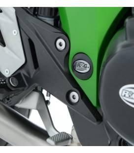 Insert de cadre droit Z800 / Z800E - RG Racing