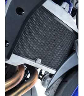 Protection radiateur noire RG Racing MT-07 / XSR700