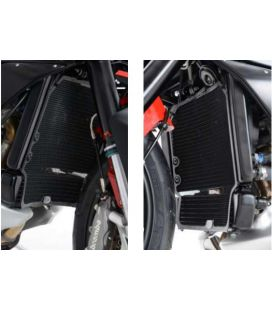Protection radiateur RG Racing MV Agusta Rivale 800
