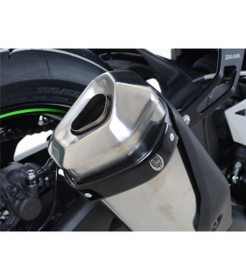 Protections de silencieux ZX10R / YZFR1 / MT10 / RG Racing