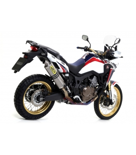 Silencieux Africa Twin CRF1000L - Arrow 72621PO