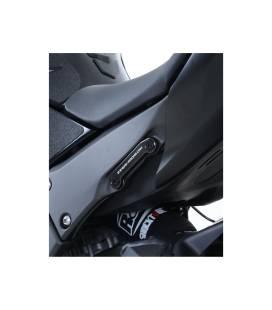Cache orifice repose-pied arrière gauche Kawasaki ZX10R - RG Racing