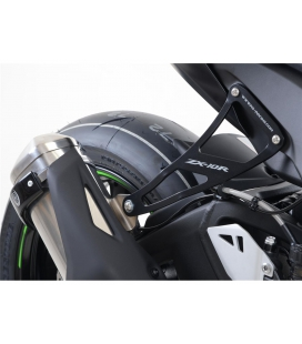 Patte de fixation silencieux Kawasaki ZX10R / RG Racing