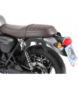 Supports sacoches Chromés Hepco-Becker TRIUMPH BONNEVILLE T120