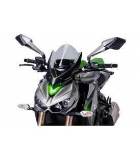 Bulle Puig Touring Kawasaki Z1000 2014-