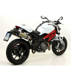 SILENCIEUX DUCATI MONSTER 696-796-1100 / ARROW
