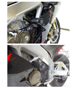 Crash Protectors Aprilia RSV4 / RG Racing