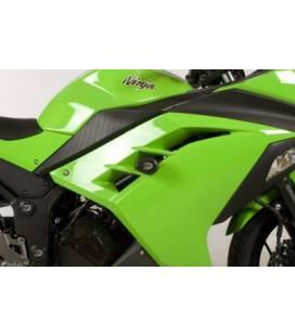 Crash Protectors Kawasaki Ninja 300 / RG Racing