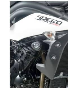 Crash Protectors Triumph Speed Triple 1050 / RG Racing