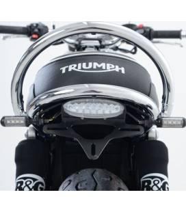 Support de plaque RG Racing Triumph Bonneville T120