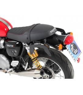 Supports sacoches Hepco-Becker Triumph Thruxton 1200