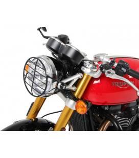 Grille de phare Triumph Thruxton 1200 - Hepco-Becker